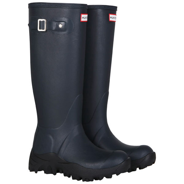 Hunter Women's Original Tall Snow Wellies - Navy
