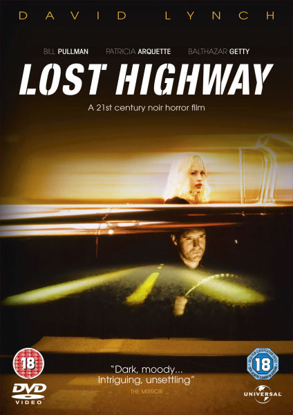 Lost Highway Dvd Zavvi