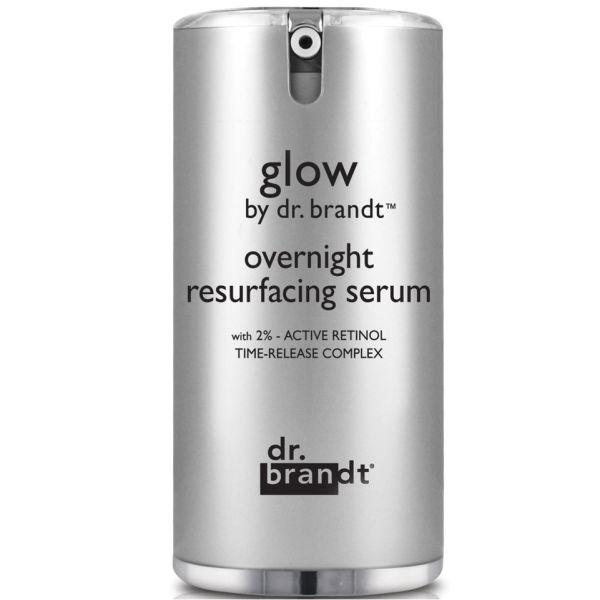 Dr. Brandt Glow by Dr. Brandt Overnight Resurfacing Serum