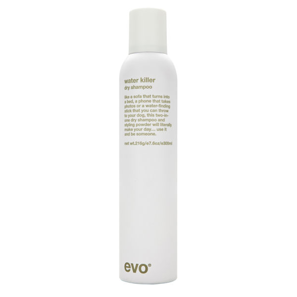 Evo Water Killer Dry Shampoo (300ml)
