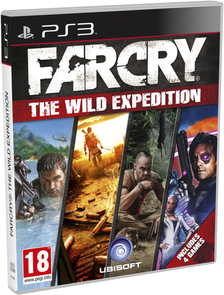 Far Cry The Wild Expedition Ps3 Zavvi Espa 241 A