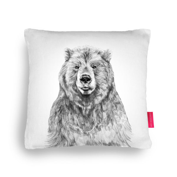 Ohh Deer Rupert Bear Cushion