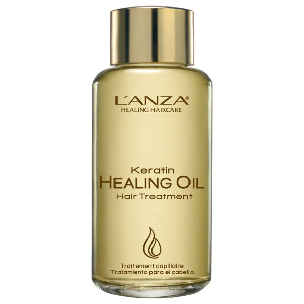 L'Anza Keratin Healing Oil Treatment (50ml)