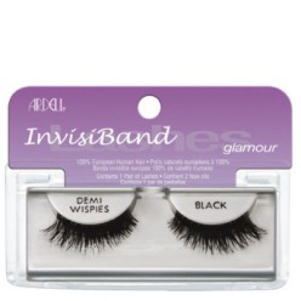 057df3732e4 Ardell Invisiband Lashes Black - Demi Wispies | Free Shipping |  Lookfantastic