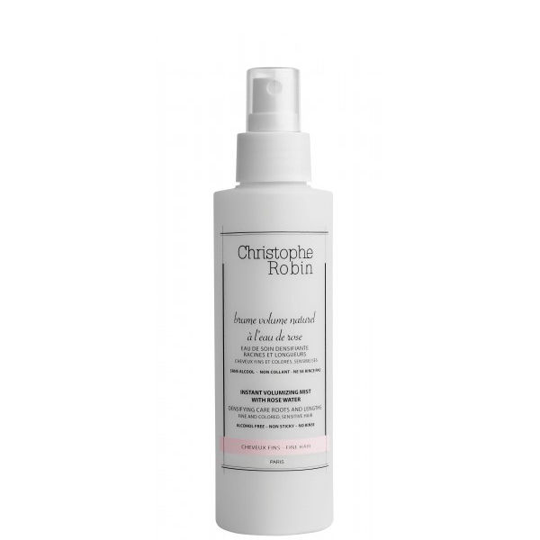 Spray voluminizador con agua de rosas de Christophe Robin (150 ml)