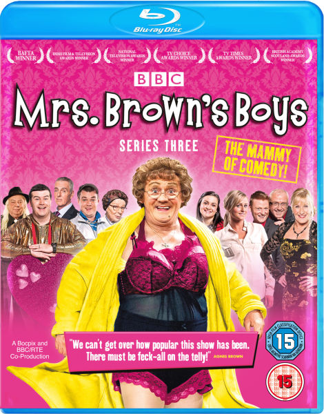 Mrs Browns Boys Series 1