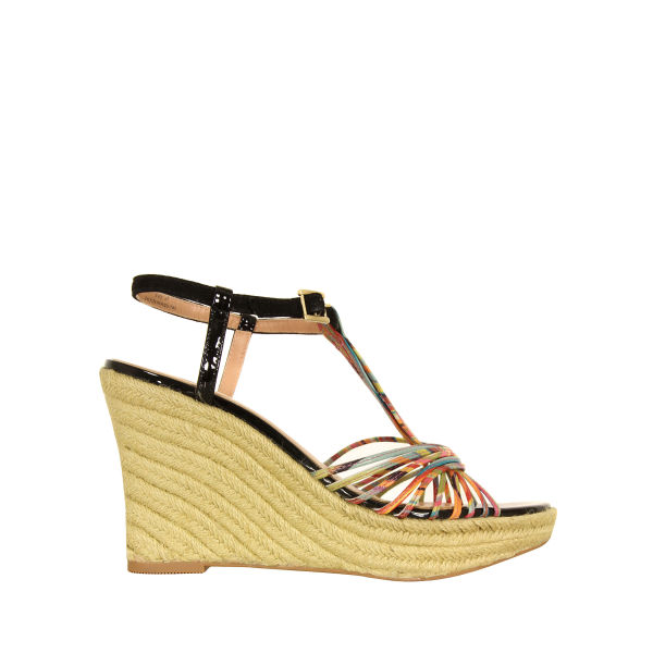 Paul Smith Shoes Women's 261K Benita Swirl Shoes - Black