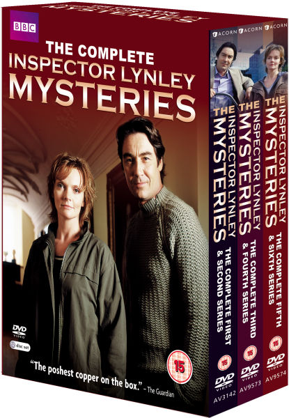 Inspector Lynley | All The Tropes Wiki | Fandom