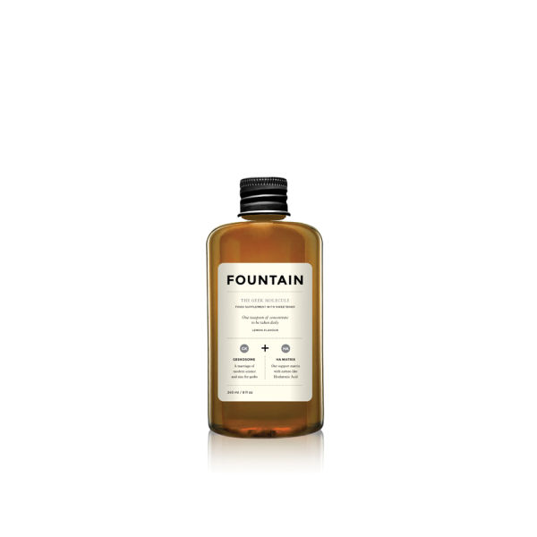 FOUNTAIN The Geek Molecule (8 oz)