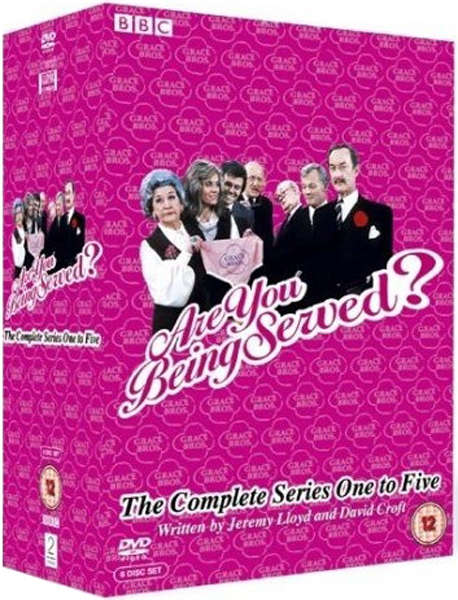 are you being served series 5