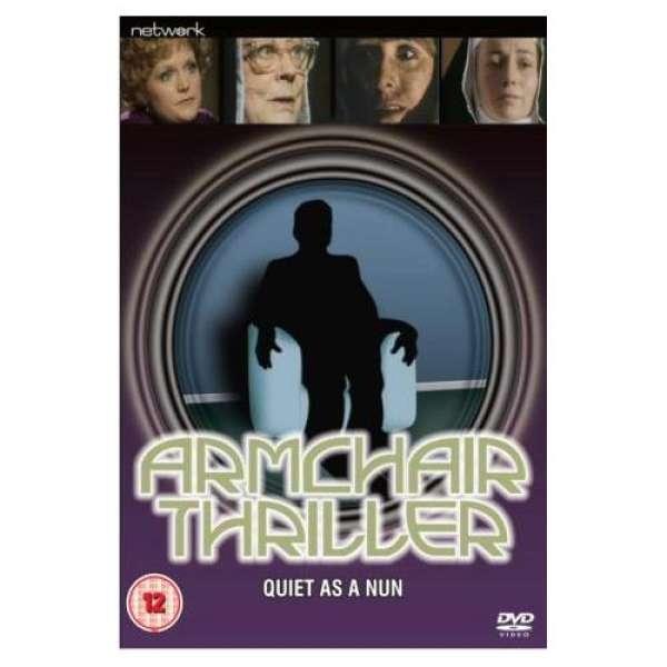 Armchair Thriller Quiet As A Nun Dvd Zavvi