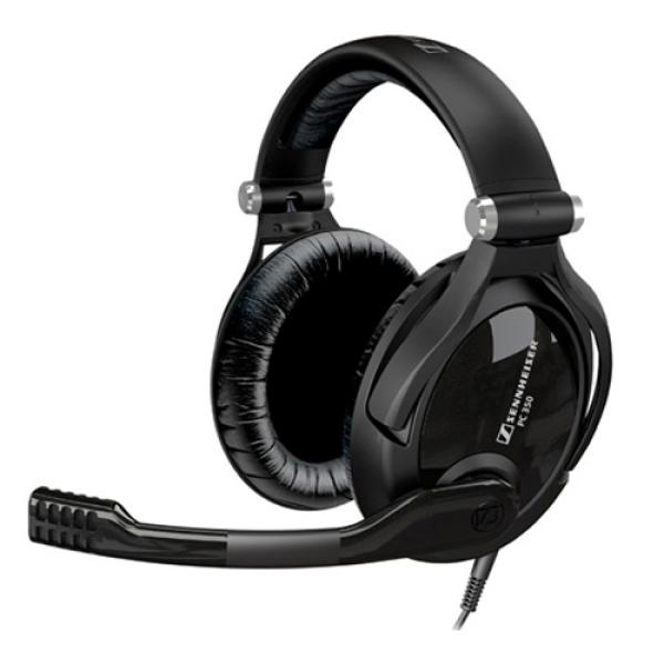sennheiser pc 350 gaming headset electronics zavvi. Black Bedroom Furniture Sets. Home Design Ideas