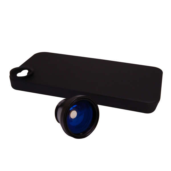 how to make a fisheye lens for iphone