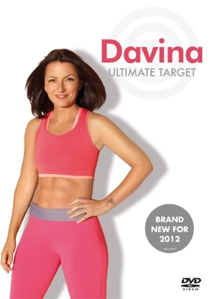 davina ultimate target brand new for 2012 dvd zavvi. Black Bedroom Furniture Sets. Home Design Ideas