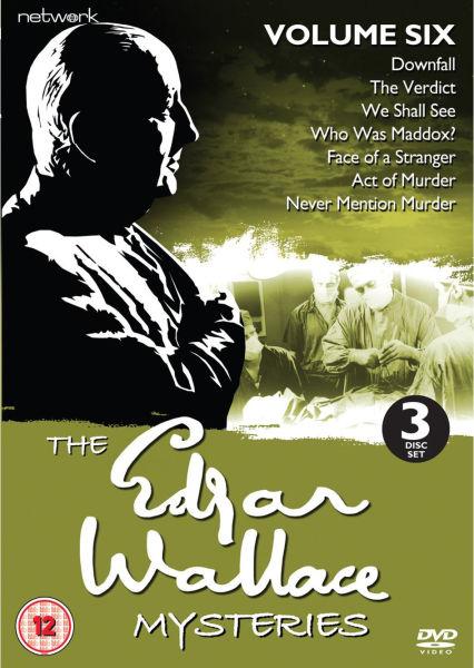 The Edgar Wallace Mysteries - Volume 6