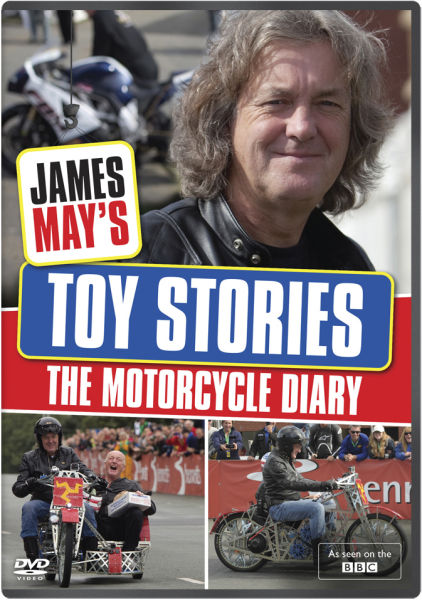 James May Toy Stories: The Motorcycle Diary
