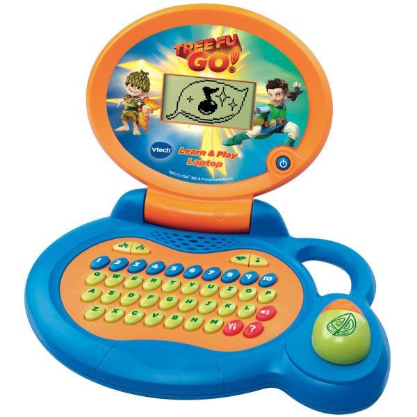Vtech Tree Fu Tom Learn And Play Laptop Toys Thehut Com