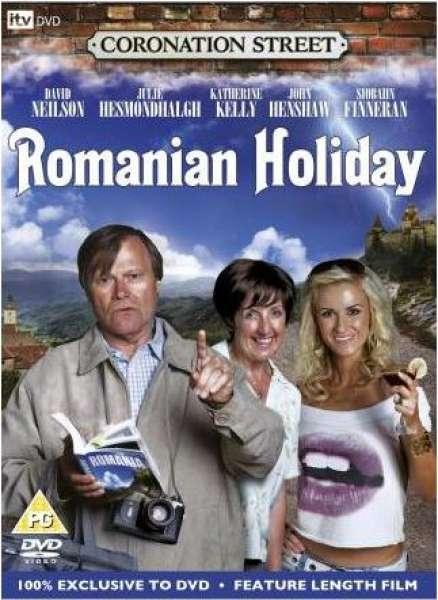 Coronation Street Romanian Holiday