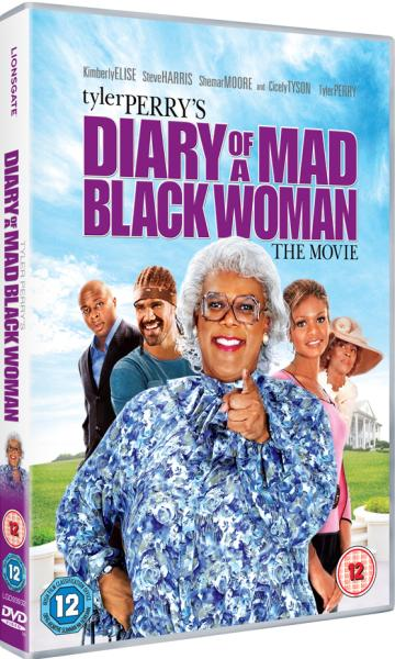 Diary Of A Mad Black Woman Dvd Zavvi