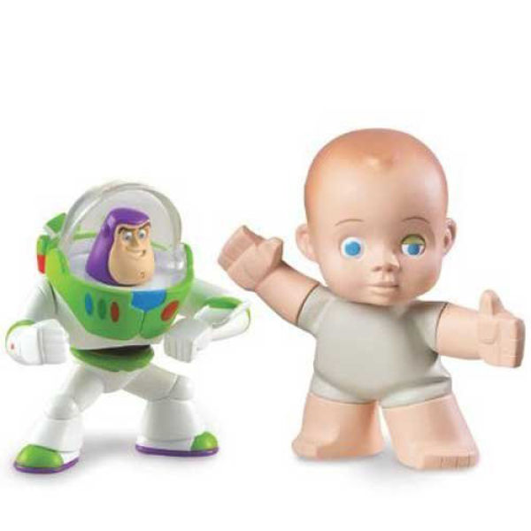 Toy Story 3   Communicator Buzz And Big Baby