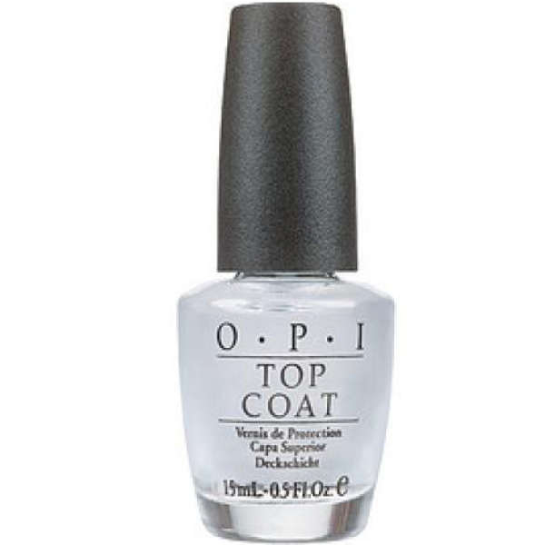 OPI Top Coat (15ml)