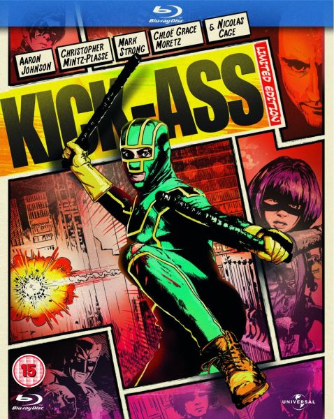 Kick-Ass - Reel Heroes Edition