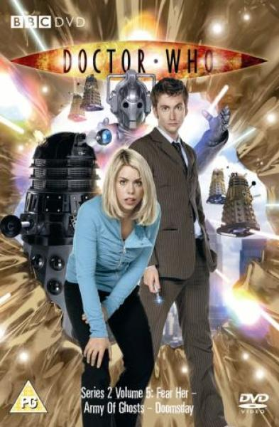 Doctor Who - Series 2, Volume 5