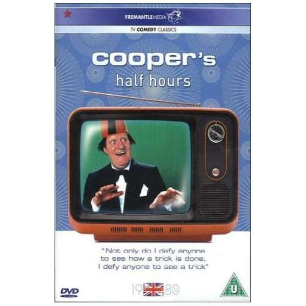 Tommy Cooper - Half Hours