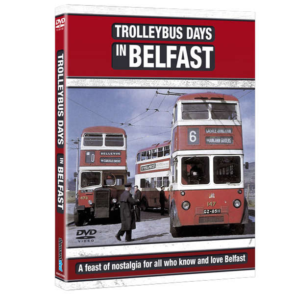 Trolleybus Days In Belfast
