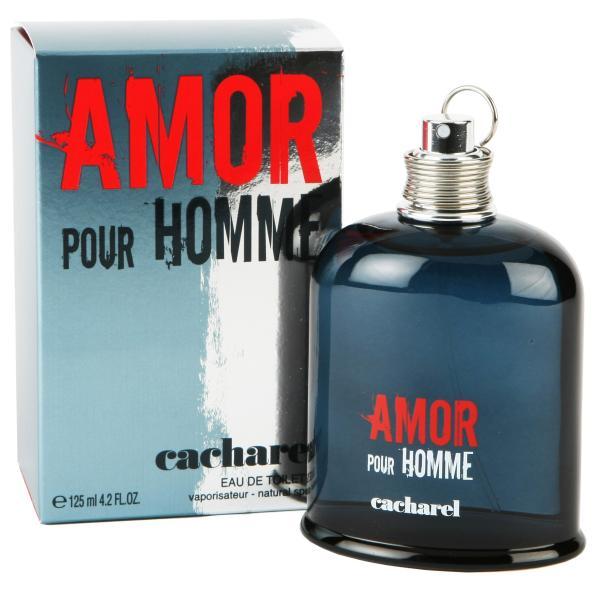 Cacharel Amor Pour Homme Eau De Toilette 125ml Perfume Zavvi
