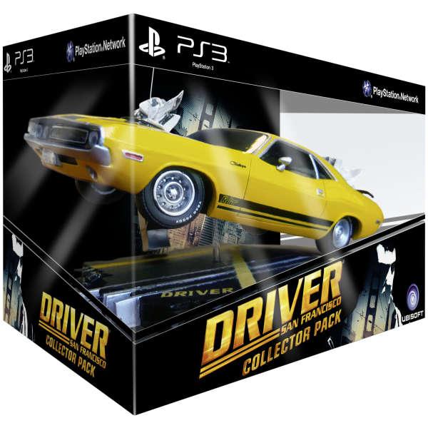 Driver: San Francisco Collector's Edition
