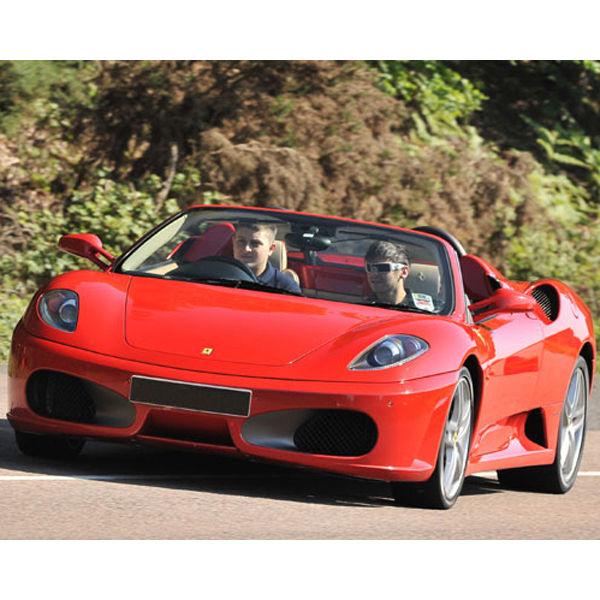 Ultimate Triple Lamborghini Driving Experience: Ultimate Triple Ferrari Driving Experience Experience Days