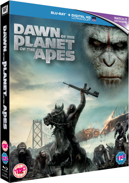 New Action Games For Ps3 : Dawn of the planet apes includes ultraviolet copy