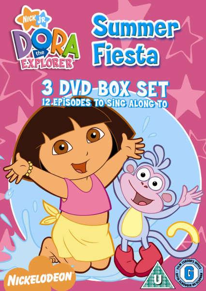 Dora The Explorer - Summer Fiesta