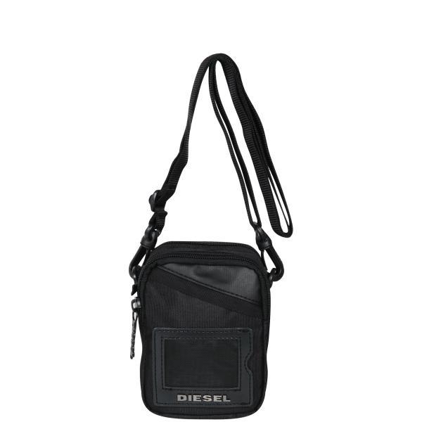 900d4742f34773 Diesel Icons Of Rock Reed Cross Body Bag Mens Accessories | Zavvi US