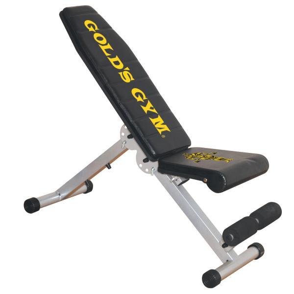 Golds Gym Utility Bench Part - 42: Goldu0027s Gym Utility Bench (as REM-10501)