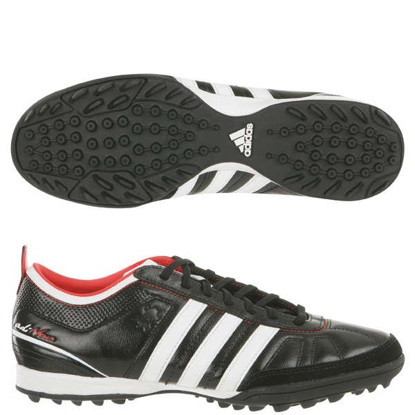 667426760d966 adidas adiNOVA IV TRX TF Men's Boots - Black/White/Light Scarlet