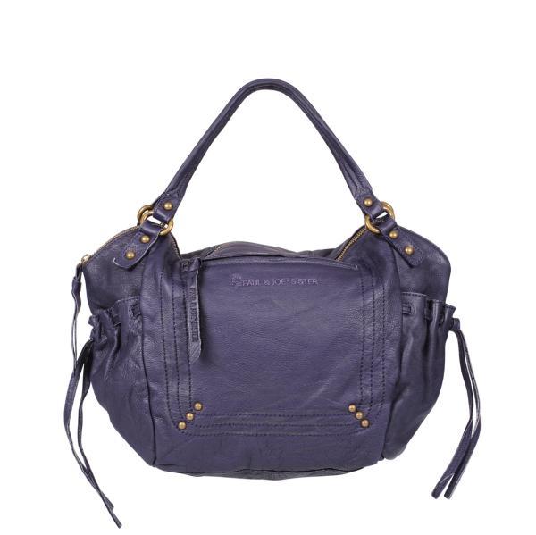 Paul Joe Sister Hibiscus Leather Grab Bag