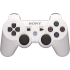 Dual Shock 3: PS3 Controller White: Image 1