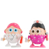 Eggbods Girls Twin Pack - Eggsfactor and Nurse Eggwhite: Image 2
