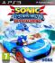 Sonic & All-Stars Racing Transformed: Image 1
