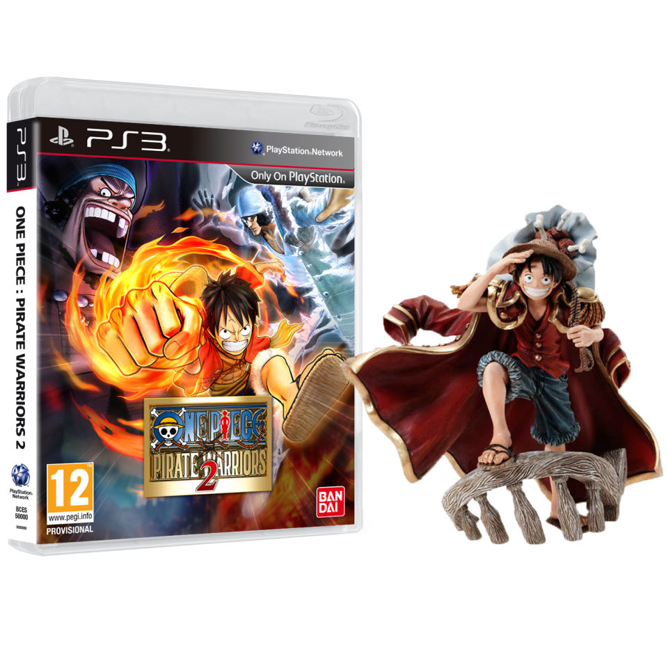 One Piece Pirate Warriors 2 Collector S Edition Ps3 Zavvi