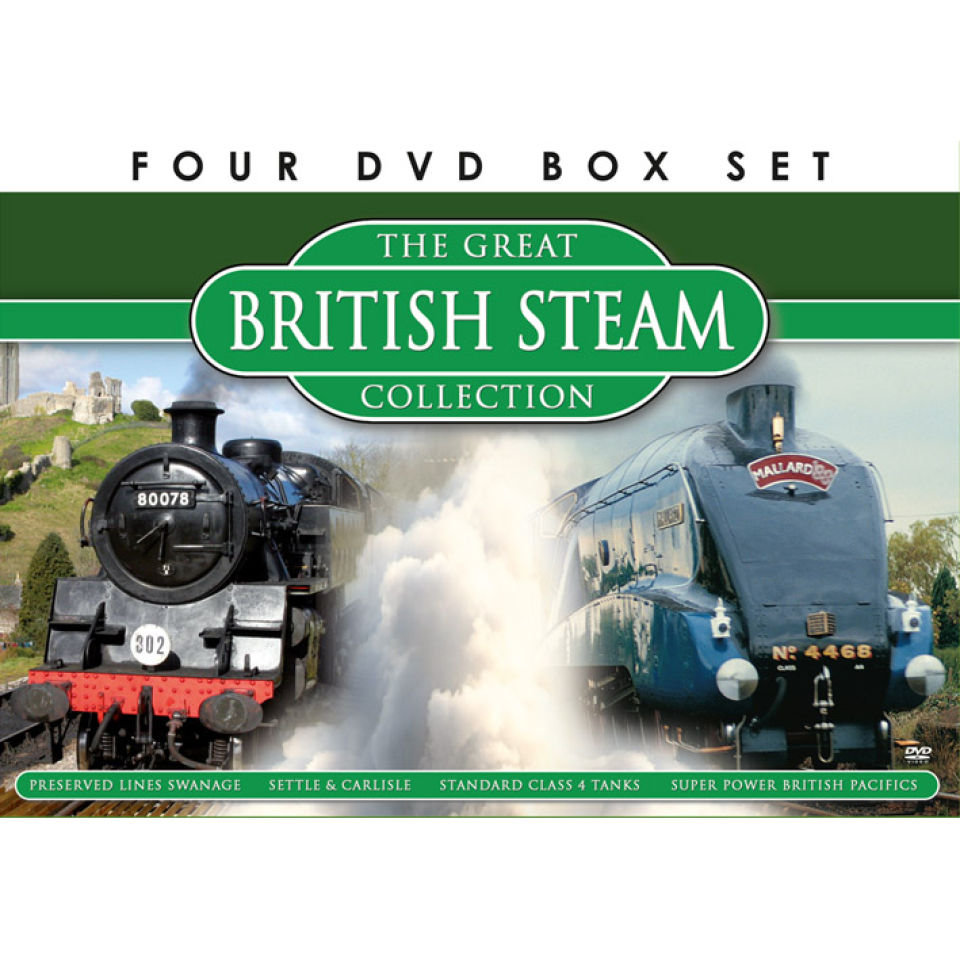 Great British Steam Collection