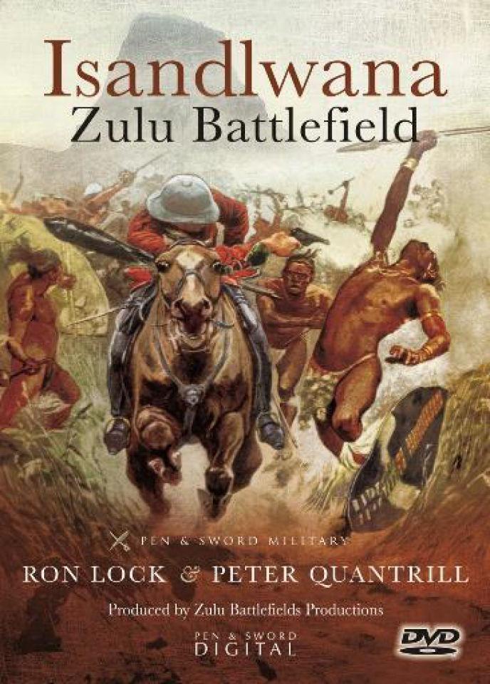 Isandlwana Zulu Battlefield Dvd Zavvi