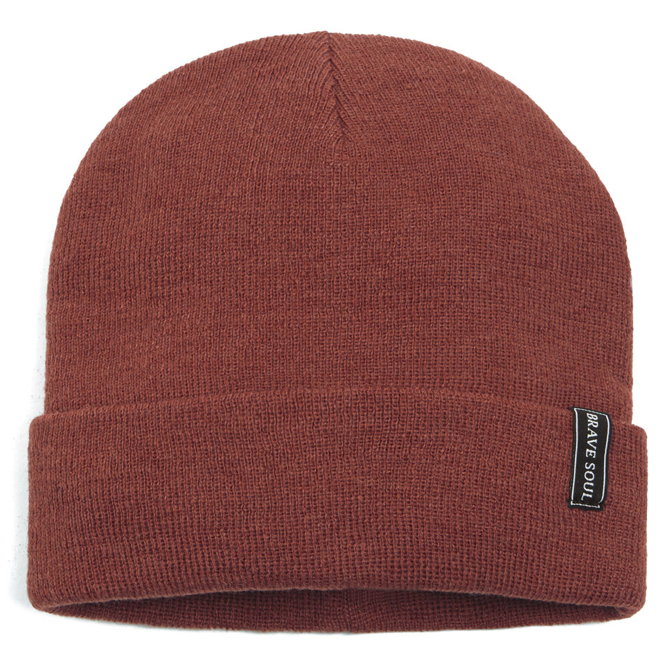 1529dd5c9 Brave Soul Men's Beanie Hat - Bossa Nova