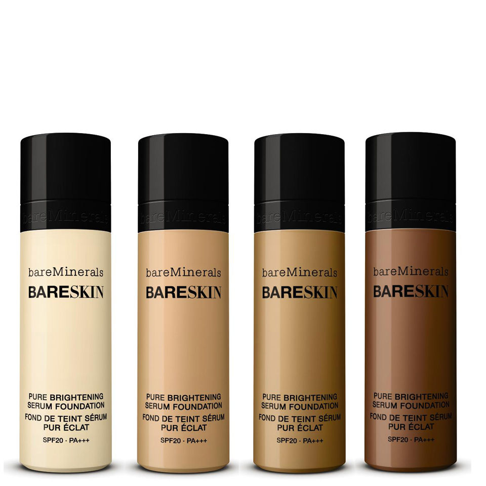 Image result for BARESKIN® PURE BRIGHTENING SERUM FOUNDATION SPF20