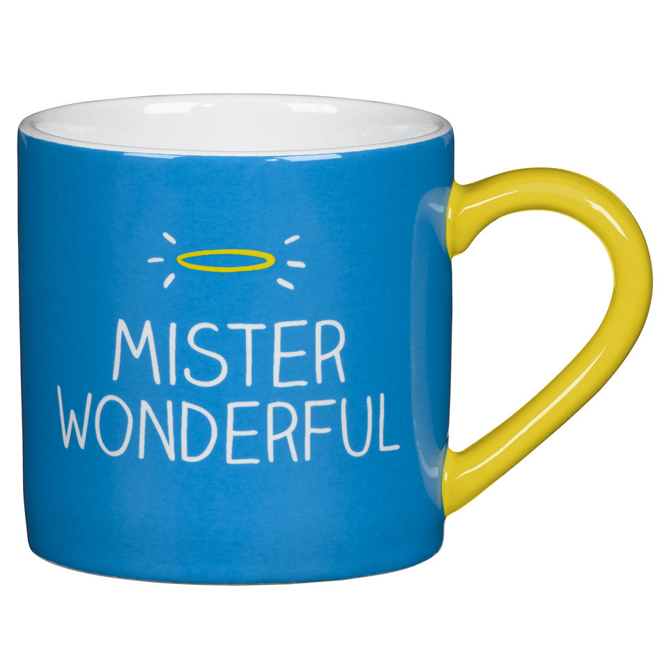 Tasse Mr Wonderful -Happy Jackson