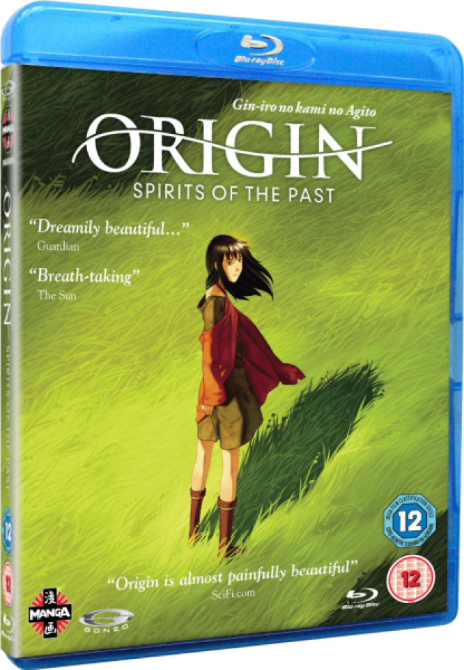 Origin Spirits Of The Past - The Movie
