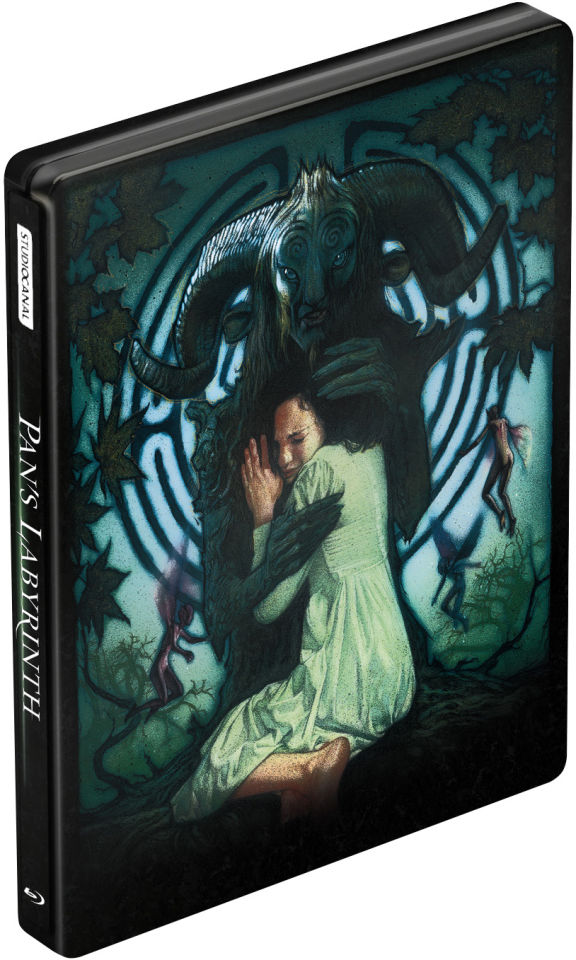 Pan S Labyrinth Zavvi Exclusive Limited Edition