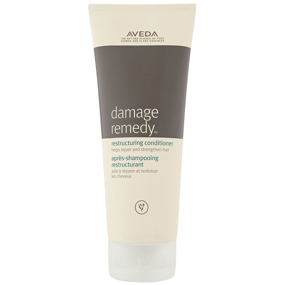 c7349be3e975 Aveda Damage Remedy Restructuring Conditioner 200ml | Free Shipping |  Lookfantastic